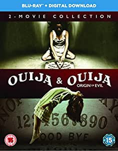 Ouija / Ouija: Origin of Evil Box Set (Blu-ray + Digital Download) [2016]