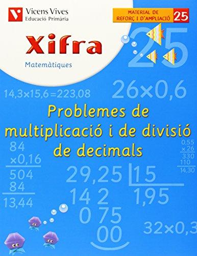 Xifra Q-25 Prob. Mult. Divisio Deci - 9788431682842