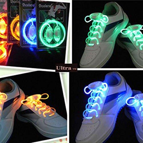 Ultra-Packs-dentre-2-50-paires-de-nouvelle-LED-Bright-sallument-en-lacets-impermable--leau-pour-les-formateurs-et-les-chaussures-dans-une-varit-de-couleurs-pour-les-parties-vnements-stock-UK-cadeaux-e