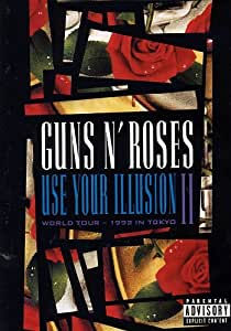 Guns N' Roses - Use Your Illusion World Tour - 1992 In Tokyo 2