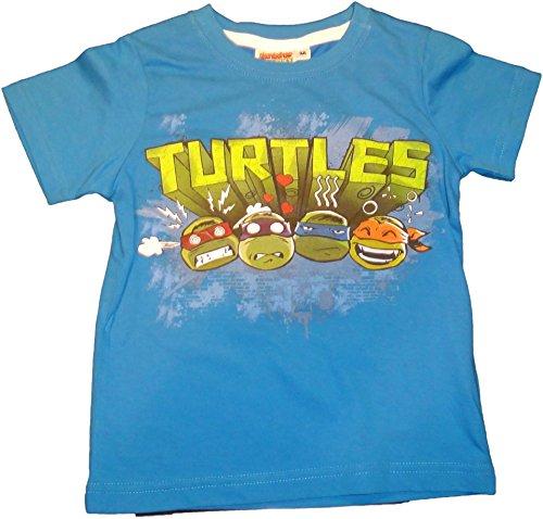 Nickelodeon Teenage Mutant Ninja Turtles T-Shirts in Hellblau in Gr. ()
