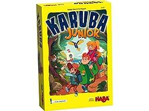 Haba - Karuba Junior - Bois,Carton - 303407
