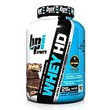 BPI Sports 2.09 kg Chocolate Whey-HD Ultra Premium Protein Powder