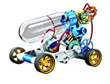 The Source 51877-Air Powered Engine Car Build It Yourself Kit