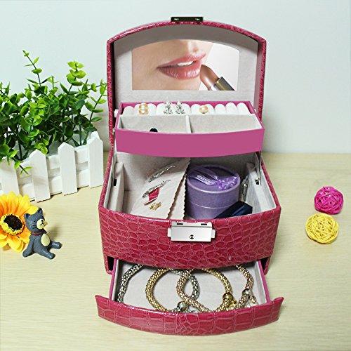 mermaid-embossed-crocodile-grain-faux-leather-jewelry-organizer-fashion-cosmetic-box-hanging-caseswi
