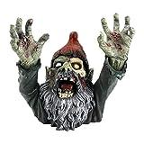 Design Toscano Zombie Gnombie, Figur