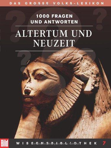 ek / Das grosse Volks-Lexikon: BILD Wissensbibliothek / Altertum und Neuzeit: Das grosse Volks-Lexikon ()
