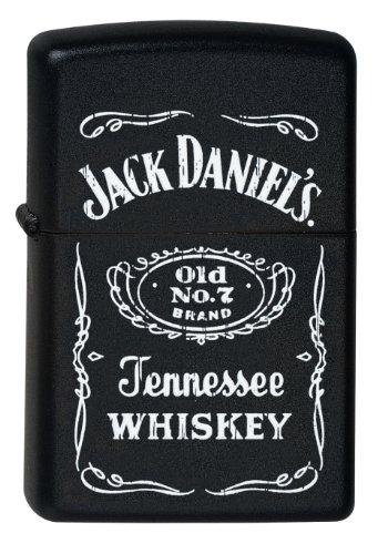 Zippo 2000409 Accendino Jack Daniel's Old No 7