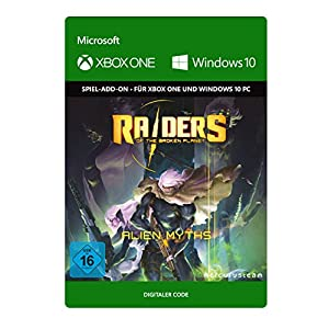 Raiders of the Broken Planet: Alien Myths DLC | Xbox One – Download Code