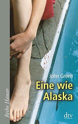 Buchcover Eine wie Alaska (Reihe Hanser)