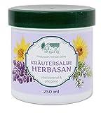 Herbasan Kräuter Salbe 250ml Kräutersalbe vom Pullach Hof