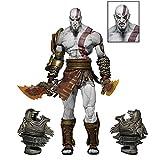 #3: Jkela God Of War Kratos Action Figure Collectible Model Toy (Shen-Ji--Da-Dao)