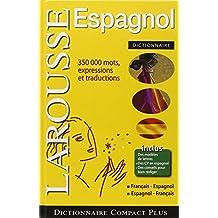 Dictionnaire Compact plus Français-Espagnol/Espagnol-Français
