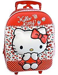 Planet Happy Toys - As7162 mochila 3d trolley hello kitty