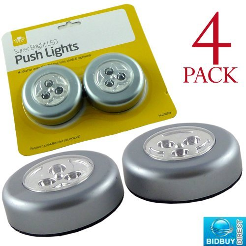 4-led-push-lights-super-bright-led-self-adhesive-back-by-bid-buy-direct