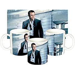 James Bond 007 Casino Royale Daniel Craig A Tasse Mug