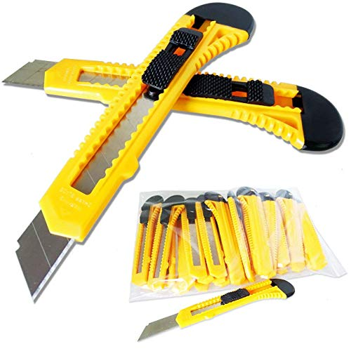Cuttermesser Orange/Metall, 1004617