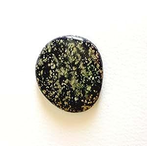 PORPHYRE IMPERIAL - pierre plate - pierre roulée -réf130
