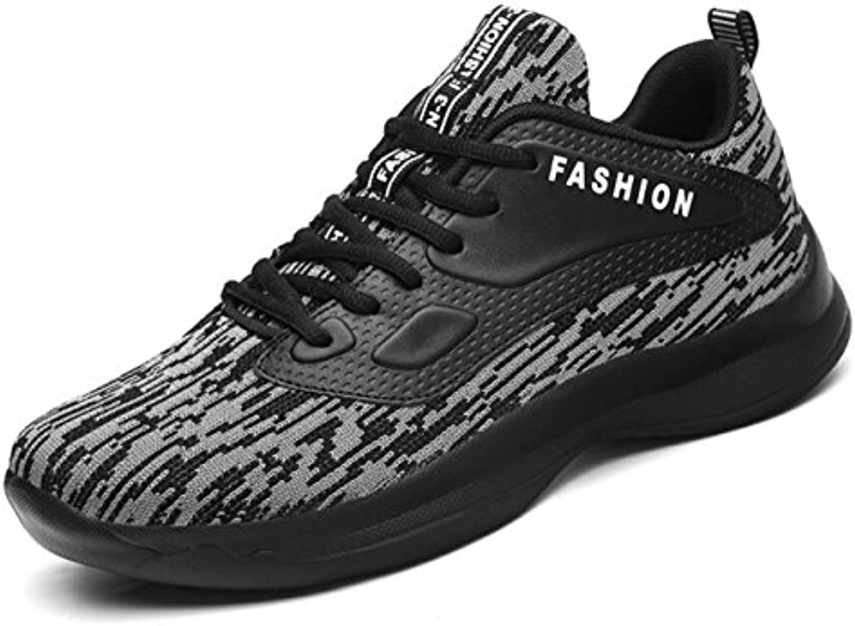 DANDANJIE Calzado deportivo Zapatos de primavera y verano para hombres Calzado cómodo ligero y transpirable (Color  -