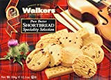 Walkers Shortbread, 1er Pack (1 x 350 g)