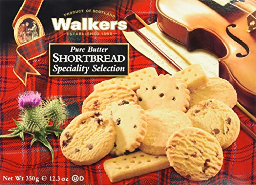 Walkers Shortbread, 1er Pack (1 x 350 g) (Walker Liebe)