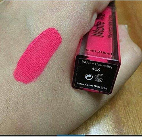 Incolor Matte Me (Brink Pink (406))