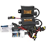 55W HID Bi-xénon Phare de Conversion Ampoule H4-3 Ballasts Kit 4300K/6000K/8000K/10000K - 6000K