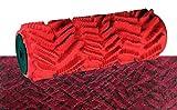 Musterrolle Effektwalze Mosaik Relief 18cm zum kreativen Strukturieren und Dekorieren von Wand und Decke mit Putz oder Farbe