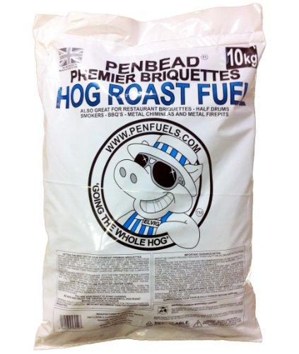 Premier Charcoal Briquettes PENBEAD 10kg