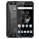 Blackview BV5500 Pro Rugged Smartphone in offerta 4G 2019, Cellulare Android 9.0, 5.5 Pollici HD IP68 Telefoni Resistenti, 3GB RAM+16GB ROM, TF 128GB, Batteria 4400mAh, Dual SIM, NFC/GPS/Face ID