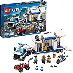 LEGO City - Centro di Comando Mobile, Multicolore, 60139
