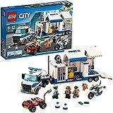 LEGO City - Le poste de commandement mobile - 60139 - Jeu de Construction