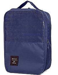 ASHshop Waterproof Travelling Shoe Storage Bag Storage Footwear Organiser Pouch(As Per Design & Color May Very