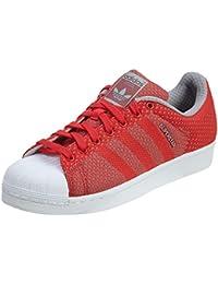 bbf90612da02c8 Suchergebnis auf Amazon.de für  adidas superstar rot weiss - Herren ...