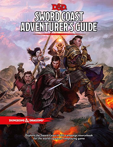 Sword Coast Adventurer's Guide (Dungeons & Dragons)