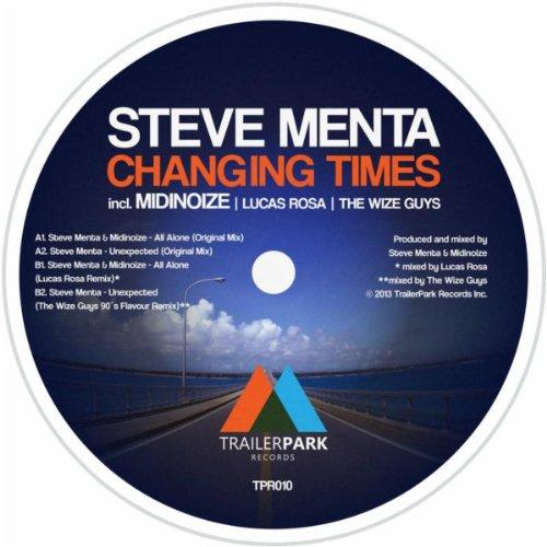 Steve Menta - Changing Times
