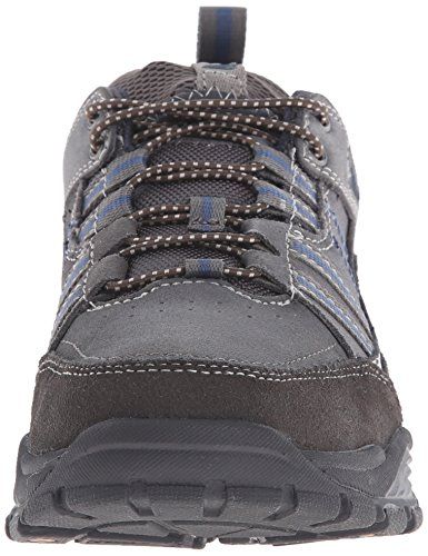Mens Trexman Skechers Oxford Grigio Gurman Usa Taqw4xHfv5