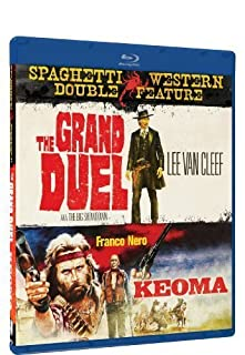 Grand Duel / Keoma (Spaghetti Western Double Feature) [Blu-ray] by Mill Creek Entertainment by Enzo G. Castellari Giancarlo San