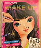 TOPModel 6921 - Create your Make-Up Malbuch