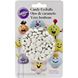 Wilton Candy Eyeball 25 Gram / Pack of 50