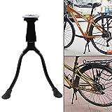 Fahrrad Double Kickstand, Praktische Mountainbike Fuß Stehen für Road Fahrrad Double Legs Park Rack