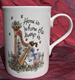 Home Is Where the Harp Is-Bone China Becher