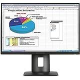 HP Z24n K7B99AT 61 cm (24 Zoll) Monitor (USB 3.0, 8ms Reaktionszeit, 1920 x 1200) schwarz