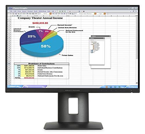 HP Z24N K7B99AT LCD Monitor 24