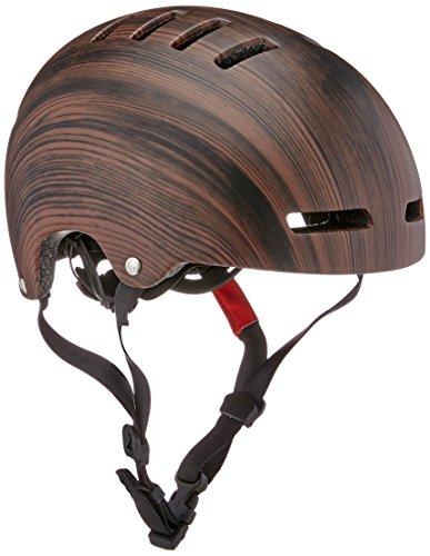 Lazer Armor Fahrradhelm, Dark Wood, M