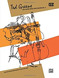 Ted Greene -- Jazz Guitar Single Note Soloing, Vol 2 by Ted Greene (1985-03-01)