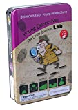 The Purple Cow The Crazy Scientist Lab Young Detectives Science Kit, SPANISH VERSION