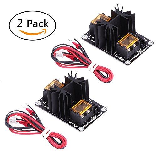 Topdirect 2 pack modulo di alimentazione per stampante 3d con piano riscaldato tubo mos circuito di espansione dell'alimentazione