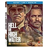 HELL OR HIGH WATER - HELL OR HIGH WATER (2 Blu-ray)