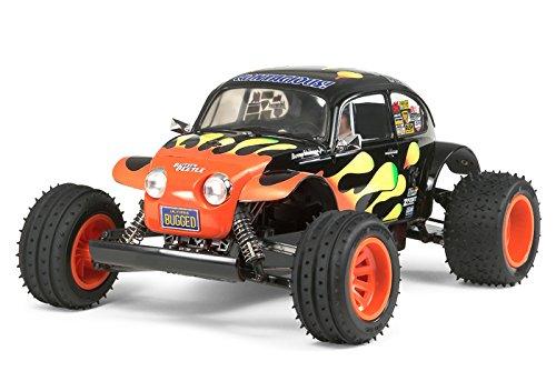 Rc-reifen Von Tamiya (Tamiya 300058502 - RC Blitzer Beetle 2WD 1:10)